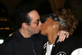 David Gest (ex-husband of Liza Minnelli) and rapper Da Brat apparently ...