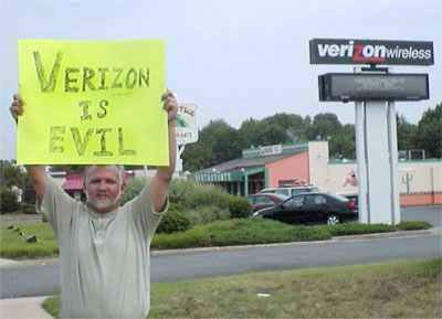 Verizon is Evil